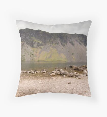 The Screes Throw Pillow