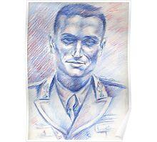 Marco Cristofori portrait Poster