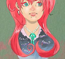Mira by PastelGothess
