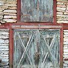 The Barn Doors by HELUA
