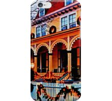 Cape May Christmas iPhone Case/Skin