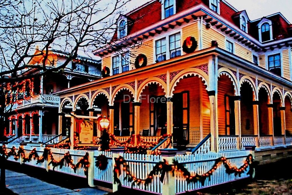 Cape May Christmas by DJ Florek