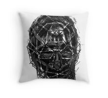 'Allegory' Throw Pillow