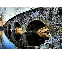 Meadows Bridge Photographic Print