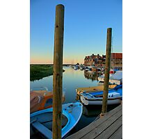 Blakeney Harbour Photographic Print
