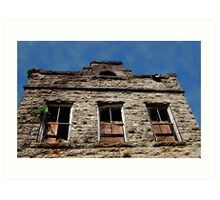 Tuscumbia Bank Art Print