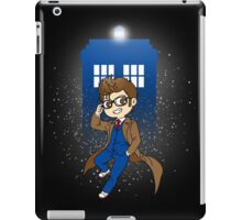 I'm cute and brilliant iPad Case/Skin