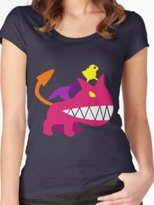 Mother 3 Ultimate Chimera Women's Fitted Scoop T-Shirt