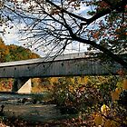 West Dummerston Bridge by DJ Florek