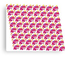 Mother 3 Ultimate Chimera Repeating Canvas Print