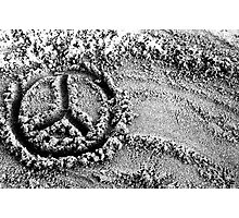 Another Peace To The Puzzle. Photographic Print