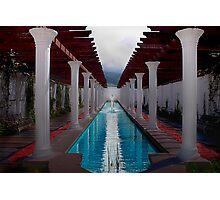 Kundasang Memorial Gardens Photographic Print