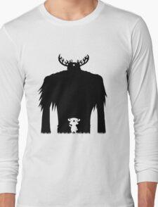 A Big Friend Of Mine Long Sleeve T-Shirt