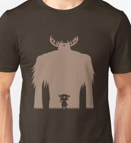 A Big Friend Of Mine - Light Brown Unisex T-Shirt
