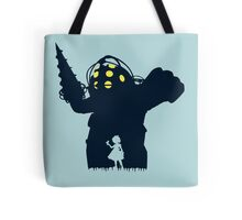 Where Is Daddy? Tote Bag