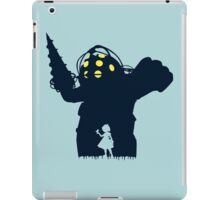 Where Is Daddy? iPad Case/Skin