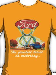 Ford V8  III T-Shirt
