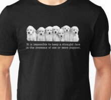 Funny Puppies.. [rspca donation] Unisex T-Shirt