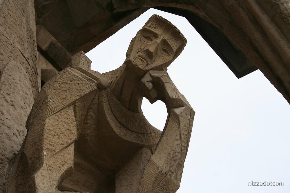 Gaudi - a thinking man's artist by nizzadotcom