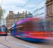 Sheffield Super Tram by yeamanphoto