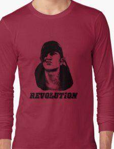 Che Iorveth - Viva la Scoia'tel Revolution! Long Sleeve T-Shirt