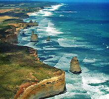 Port Campbell by Danielle Bloxsom