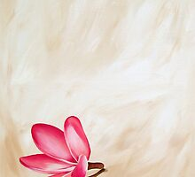 Fallen Frangipani by Jane Whittred