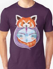 Huriyah & Red Panda T-Shirt