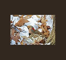 Northern Yellow-Shafted Flicker Woodpecker - Colaptes auratus  T-Shirt