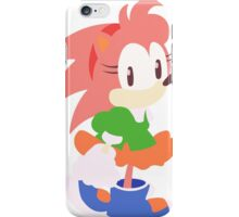 Amy Rose The Hedgehog iPhone Case/Skin