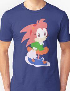 Amy Rose The Hedgehog T-Shirt