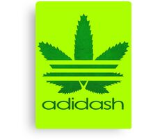 ADIDASH TEXTURIZED Canvas Print