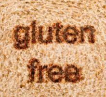 Gluten-Free! Sticker