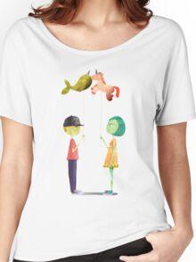Dim Love Women's Relaxed Fit T-Shirt