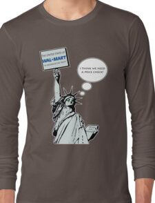 United States of Wal-Mart Long Sleeve T-Shirt