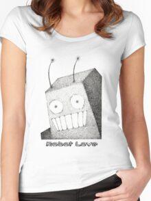 Ro-Bro Women's Fitted Scoop T-Shirt