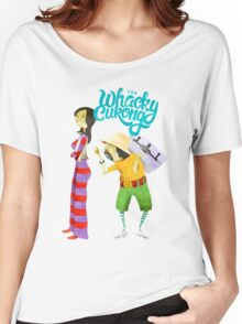 Whacky Cukong Women's Relaxed Fit T-Shirt