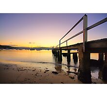 Tranquility - Sydney Beaches - The HDR Series Photographic Print