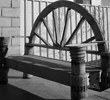 Wheel - Bench by Rashmita & Raj