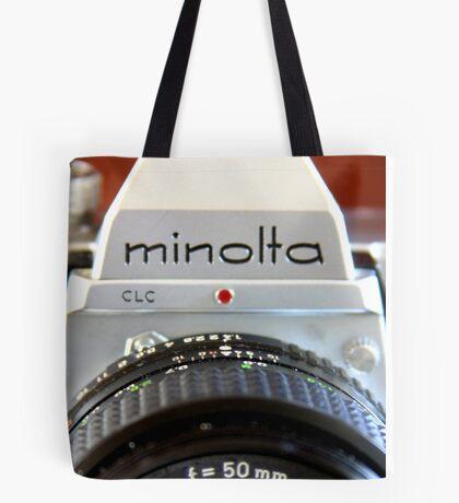 Macro Minolta Tote Bag