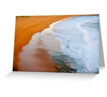 A Walk On The Wild Side - Sydney Beaches - The HDR Experience Greeting Card