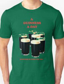 a pint a day Unisex T-Shirt