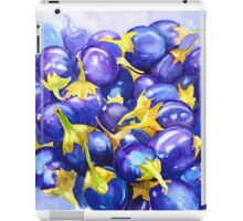 Purple abundance  iPad Case/Skin