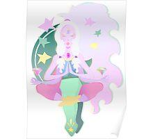 Yoga Opal Poster