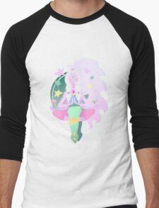 Yoga Opal Men's Baseball ¾ T-Shirt