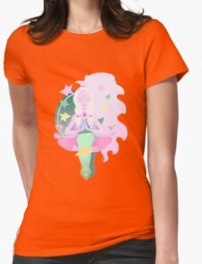 Yoga Opal Womens Fitted T-Shirt