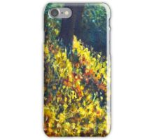 Autumn Bank iPhone Case/Skin