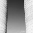 silos # 4 by mick8585
