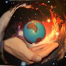 The World its in your hands by Alan Findlater