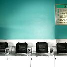 WASHING MACHINES by L B